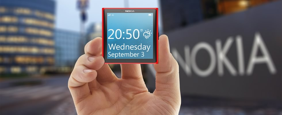 Mobile UX-UI Design Nokia Lumia Watch Windows Watch Andrea Picchi