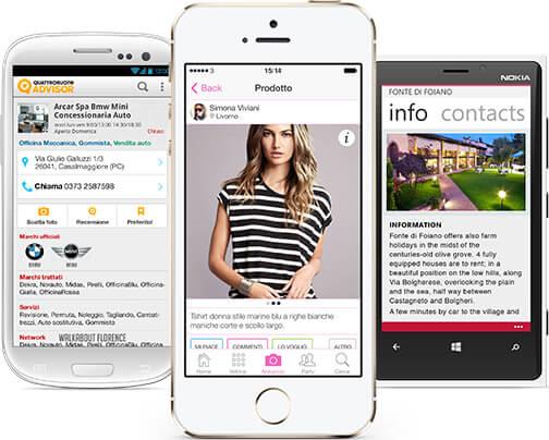 Andrea Picchi Mobile User Experience Designer