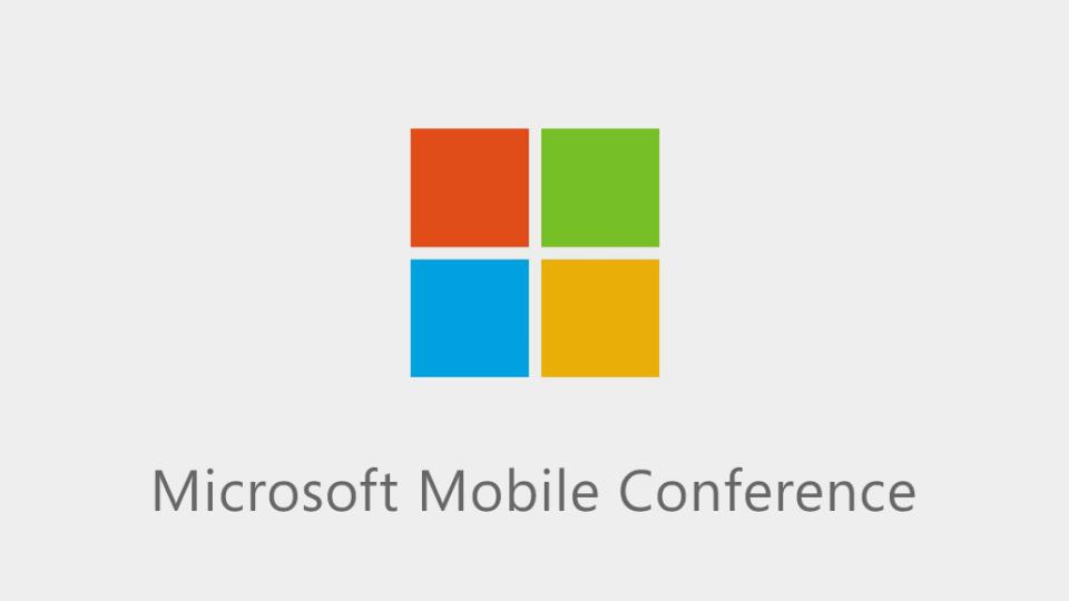 Andrea Picchi - Microsoft Mobile Conference 2013