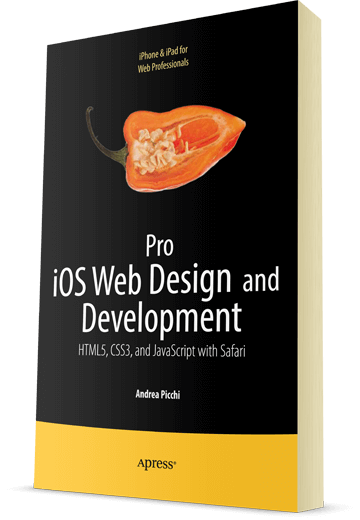 Pro iOS Web Design and Development - Andrea Picchi