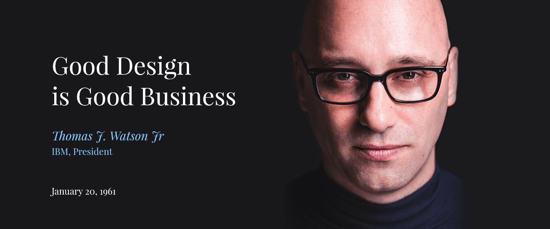 Andrea Picchi, Designer, Mentor, Evangelist