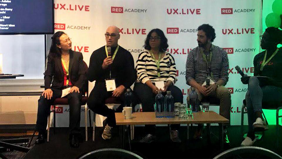 Andrea Picchi - UX Live 2017 Panel
