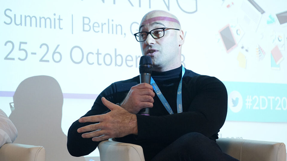 Andrea Picchi - Annual Design Thinking Summit 2018 Panel