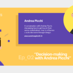 Andrea Picchi - Tom Talks UX, WiserWords Podcast