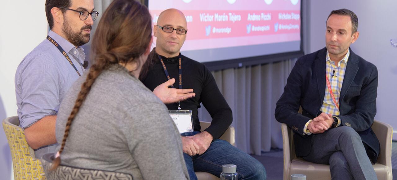 Andrea Picchi - AI in Retail Summit Panel