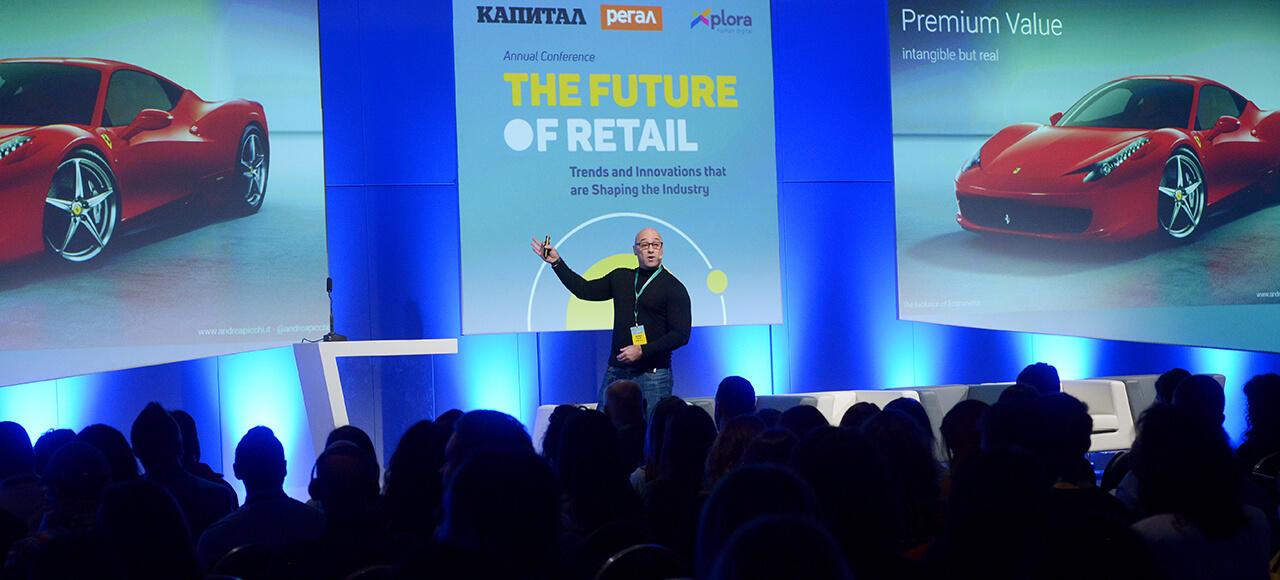 Andrea Picchi - The Future of Retail